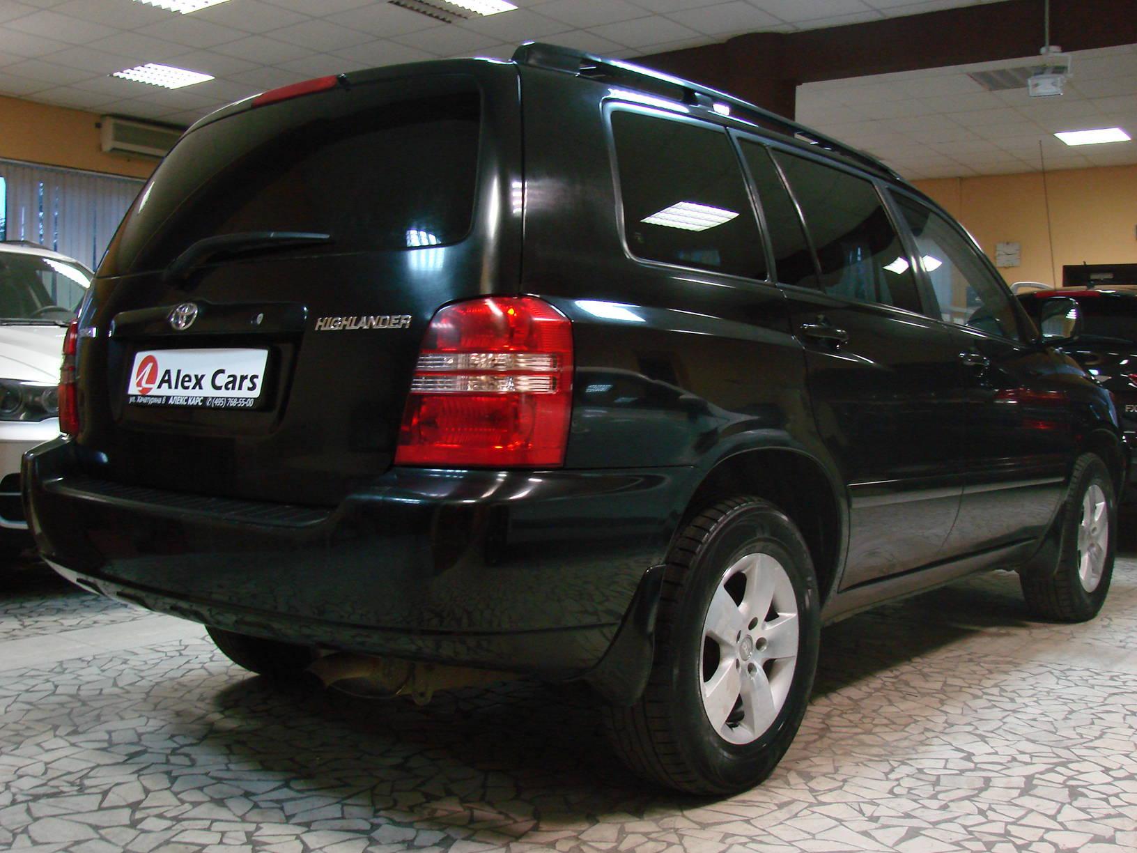 AUTO.RIA – Продажа Тойота Хайлендер бу: купить Toyota ...