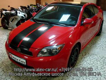 Купить Scion tC в Москве