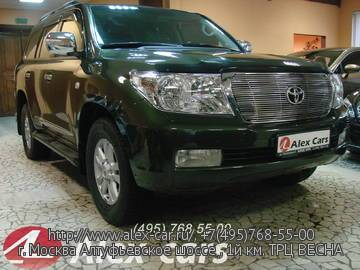 Купить Toyota Land Cruiser 200 в Москве