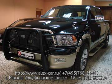 Купить Dodge RAM 1500 Long Horn в Москве