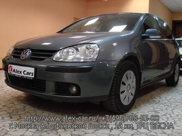 Купить Volkswagen Golf 5 в Москве