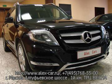 Купить Mercedes GLK220 CDI 4matic в Москве