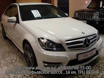 Купить Mercedes C300 4matic в Москве
