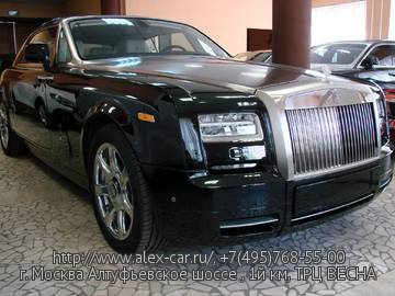 Купить Rolls-Royce Phantom Coupe в Москве